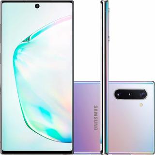 Samsung Note 10 Prata 256gb C/ Nf E Garantia Promoção