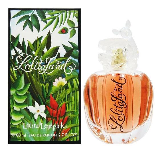 Lolitaland Eau De Parfum 80ml Feminino | Original + Amostra