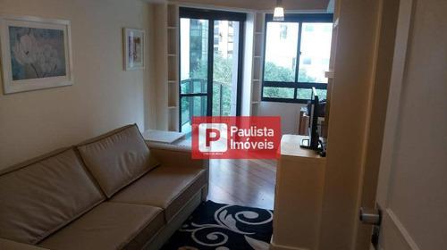 Apartamento Duplex Para Alugar, 45 M² Por R$ 2.650,00/mês - Itaim Bibi - São Paulo/sp - Ad0246