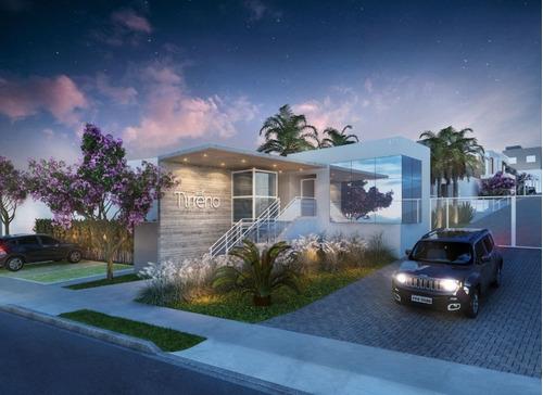 O Tirreno É Um Condomínio De Casas Completo,  São Casas De 130 M², Com Opções De 3 Dormitórios  C/ Infra P/ Ar Condicionado (1 Suíte) + 3 Banheiros - 1001 - 34151021