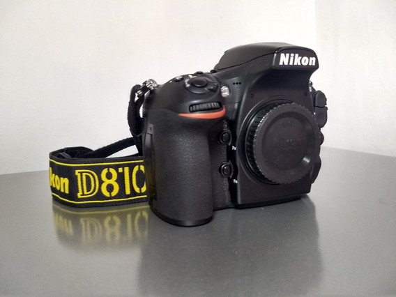 Nikon D810 + Battery Grip (31.100 Disparos)