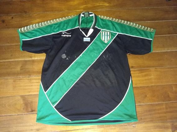 Camiseta De C.a. Banfield 2006-2007 Nanque #11