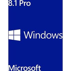 Licença Microsoft Windows 8.1 Pro