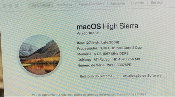 iMac (27-imc, Late 2009)