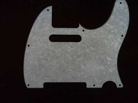 Escudo Fender Telecaster Pérolado Novo!