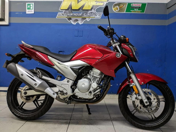 Yamaha Fazer 250 2013 Perfecto Estado!! Papeles Incluidos