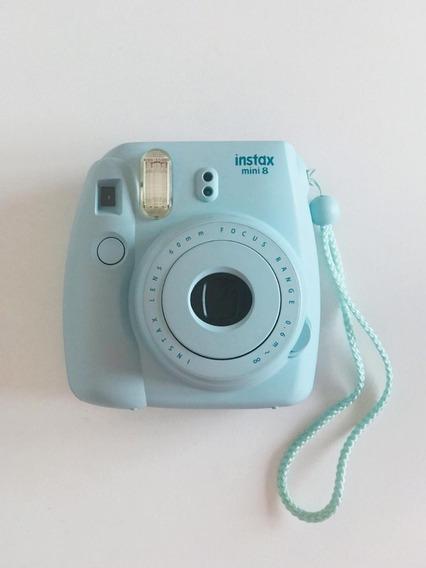 Instax Mini 8 - Imprime Fotos Estilo Polaroid - Usada