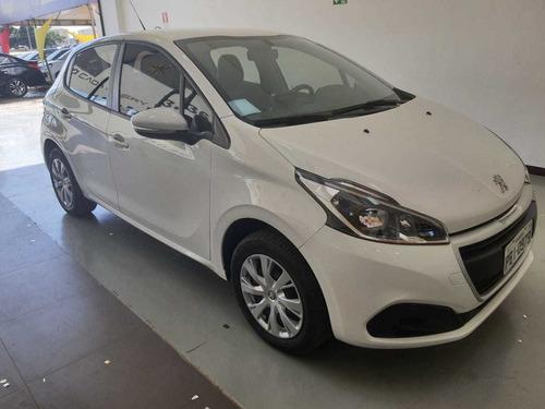 Peugeot 208 Active 1.2 12v (flex)