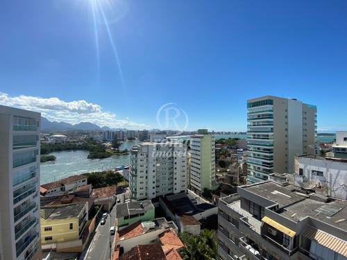 Imagem 1 de 30 de Apartamento À Venda, Centro, Guarapari. - Es - Ap0811_roma