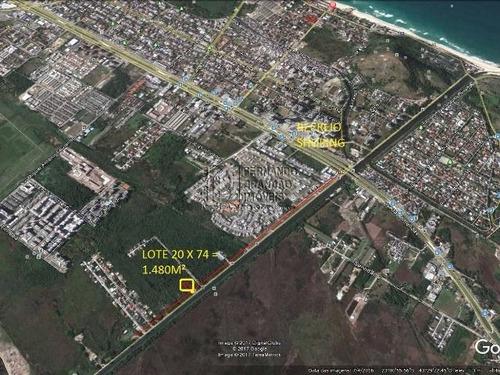 Terreno Em Rio De Janeiro - Recreio Dos Bandeirantes
