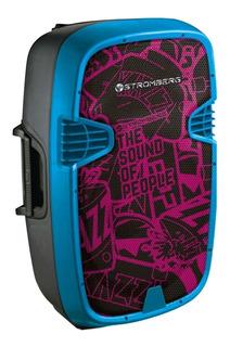 Parlante Portátil Stromberg Bluetooth Jiggy 60w