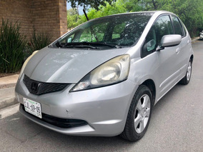 Honda Fit Lx At Ba Cvt
