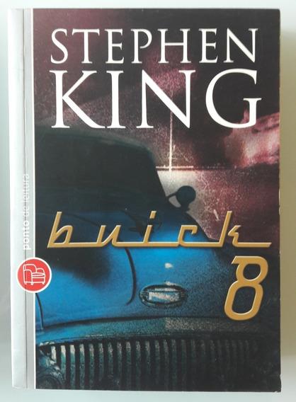 Livro Stephen King - Buick 8
