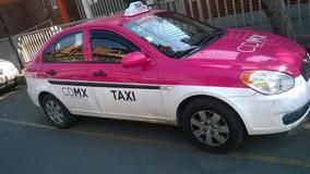 Taxi Df Gana Dinero Diario Y Sin Jefe
