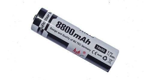 Batería 18650 Recargable Litio Ion 8800 Mah