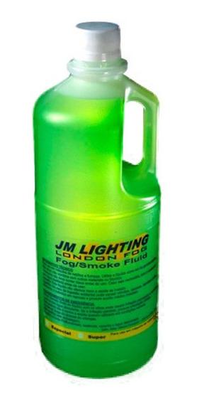 Líquido Para Máquina De Fumaça Jm Lighting (1l-neutro)