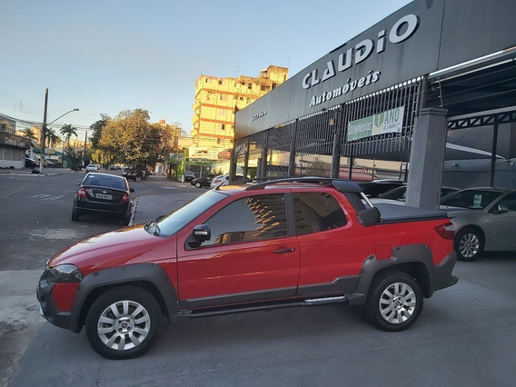 Fiat / Strada Adv Cd 03 Portas 1.8 Flex 14/15 Completo