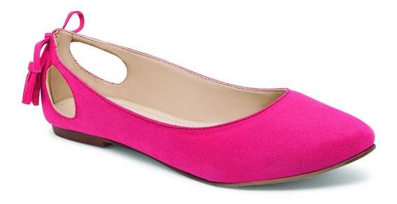 Flats Bukura 0080 Rosa Para Dama