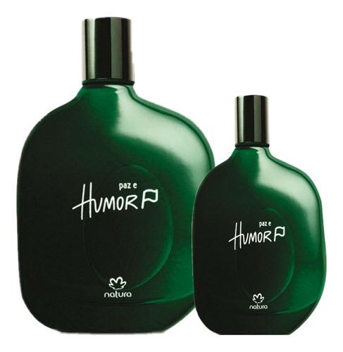 Kit Perfume Paz E Humor Natura - mL a $350