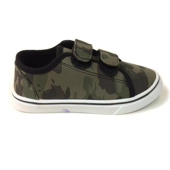 Zapatos Minimum Para Niños - Mi16771b Camo Tallas 28 A 35