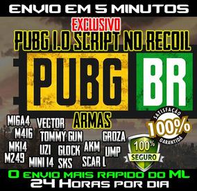 Pubg 1.0 - Macro No Recoil Playerunknown Battlegrouns