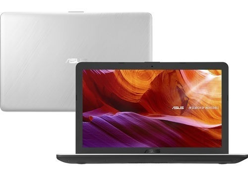 Notebook Asus X543ua-go2197t Core I3 4gb 1tb 15,6 Windows 10