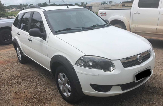 Fiat Palio Weekend 1.6 16v Trekking Flex 5p 2013