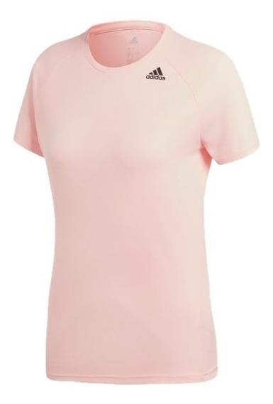 Playera adidas Mujer Rosa Pastel D2m Tee Lose Cz8031
