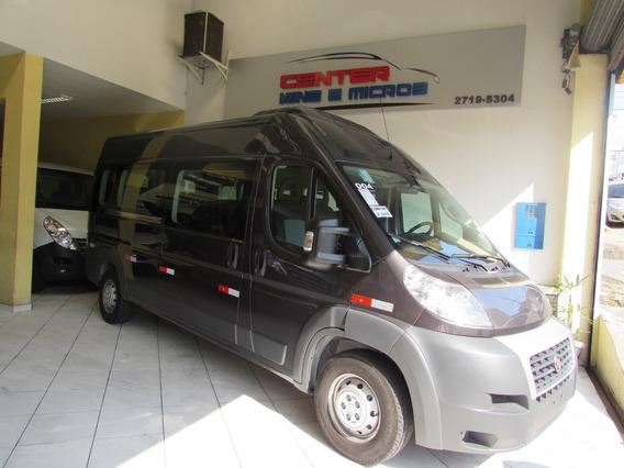 Fiat Ducato Minibus Comfort 0km Cinza