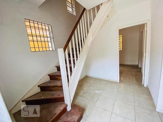 Casa Para Aluguel - Floresta, 3 Quartos, 110 - 893083130