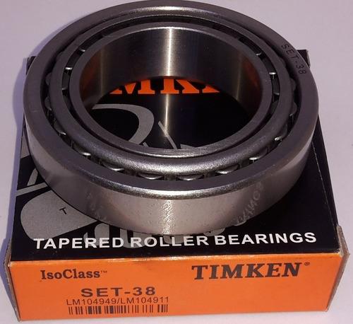 Rodamiento Trasero Externo Ford F150/f350/c30 Set 38