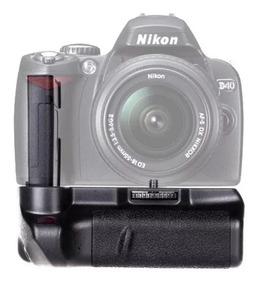 Grip Bg-2a Nikon D40 D40x D60 D3000 D5000 En-el9