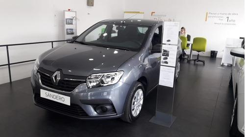 Renault Sandero 1.6 16v Life (ma)