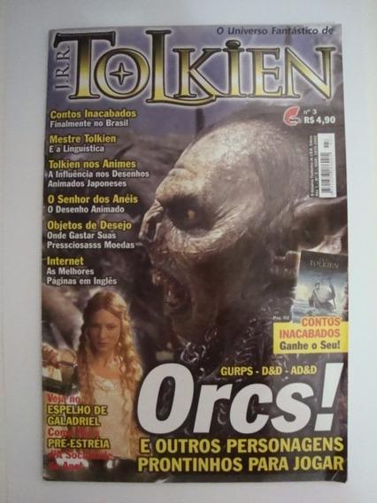 O Universo Fantástico De Tolkien N° 3
