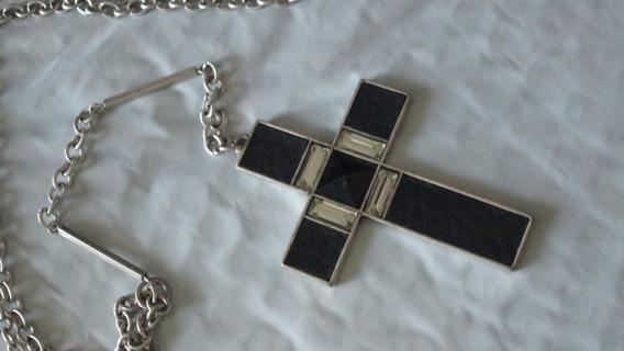 Corrente Crucifixo Importada Marca Guess ? Aceito Trocas