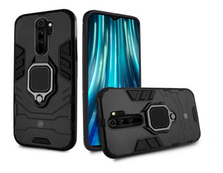 Capa Defender Black Para Xiaomi Redmi Note 8 Pro - Gshield