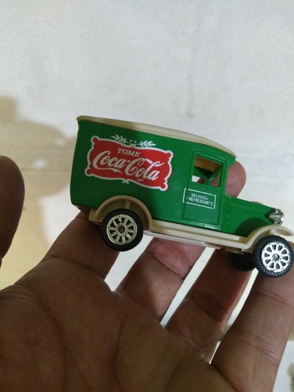 Carro Coca Cola Estilo Vintage