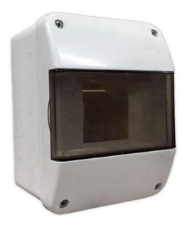 Caja Para Termica 4 Boca Interior Exterior Con Tapa Eilat