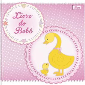 Album Do Bebe Meu Bebe Feminino 34fls. Pct.c/05 Tilibra
