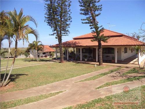 Chácara Residencial À Venda, Recanto Maravilha Ii, Boituva. - Ch0356