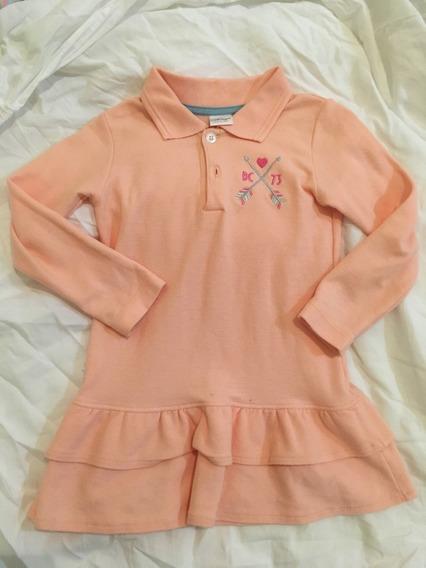 Hermoso Vestido Baby Creysi Collection Talla 3 Años