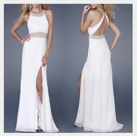 Vestido De Novia- Fiesta Hermosa Importada ! Yl185