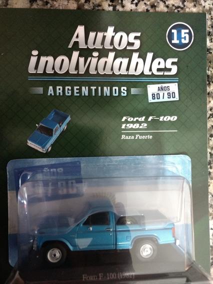 Autos Inolvidables 80&90: N° 15 Ford F100 1982