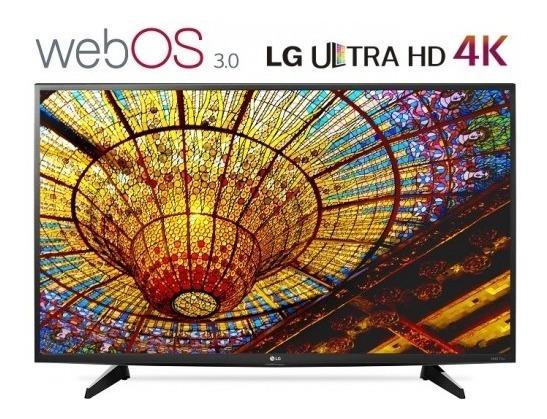 Smart Tv Led Lg 60 Poleg. Uhd 4k - 60uh6150 - Tela Quebrada