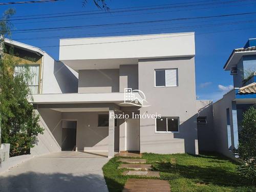 Sobrado Com 4 Dormitórios À Venda, 225 M² Por R$ 850.000 - Campos Do Conde Chambord - Tremembé/sp - So0020