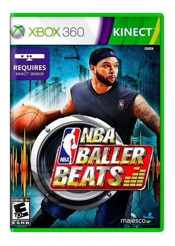 Nba: Baller Beats - Xbox 360 (kinect) - Original - Xuy