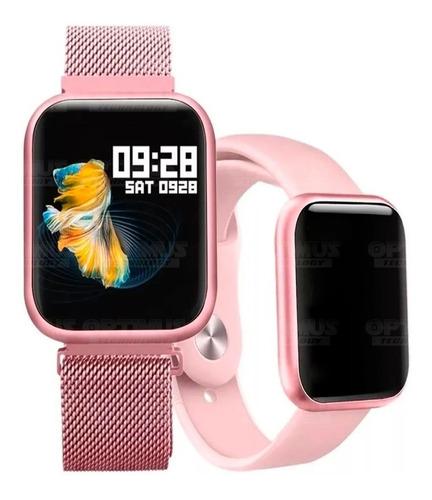 Reloj Inteligente Smartwatch P70 Pro Compatible Android Ios