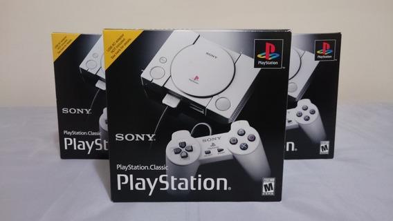 Playstation One Classic Edition - Sony - Novo - Americano