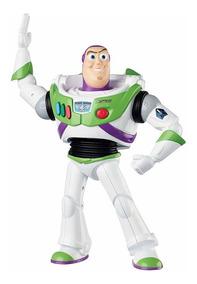 Disney Toy Story Boneco Buzz Lightyear Básico Articulado