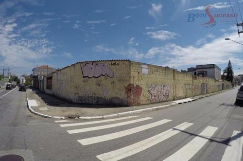 Imagem 1 de 4 de Terreno À Venda, 2300 M² Por R$ 9.000.000,00 - Vila Ema - São Paulo/sp - Te0168